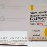 Dupatox Dydrogesterone 10 mg Tablets
