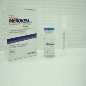 Merokem I.V™ (Meropenem Injection)