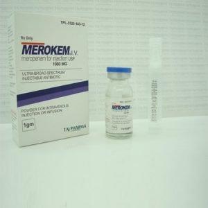 Merokem I.V™ (Meropenem Injection)