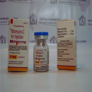 MITOCYTE (mitomycin for injection, USP) 2,10,40mg