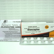 Olanzapine (Olanzapine Tablets USP 10 mg)